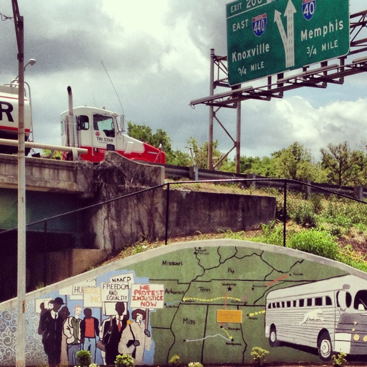 Road to Memphis: Jefferson Street in North Nashville