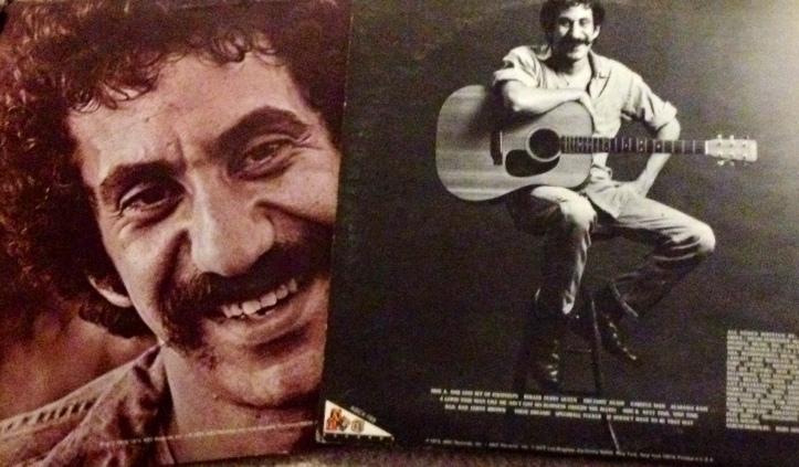 Jim Croce vinyl from my personal collection.